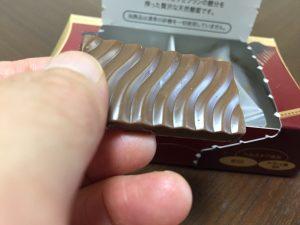 血糖値チョコ